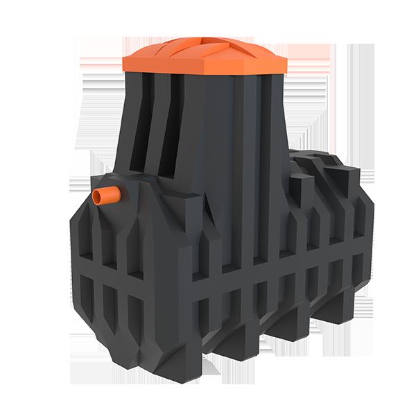 Автономная канализация ERGOBOX 10 S