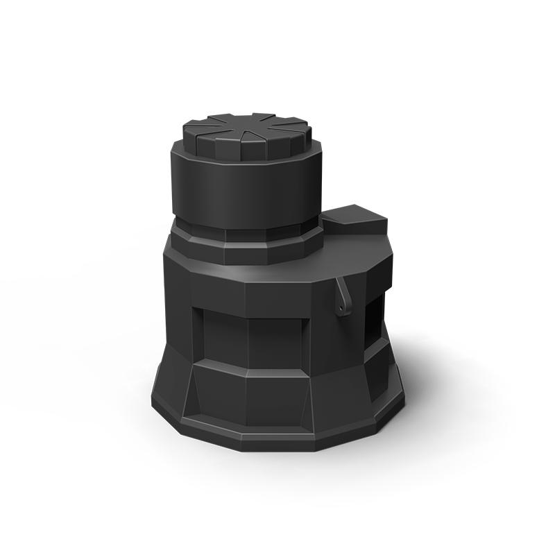 Кессон для скважины H-1360