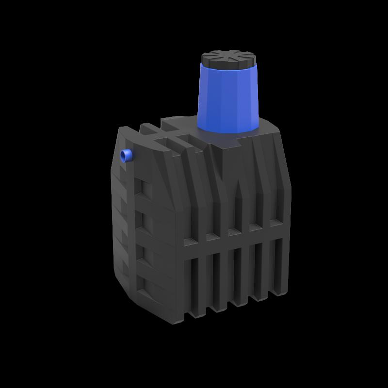 Септик Термит накопитель 2.0