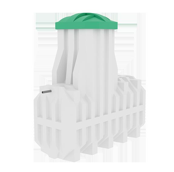 Автономная канализация ERGOBOX 4 PR