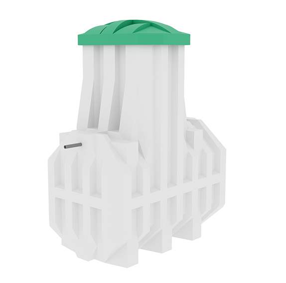 Автономная канализация ERGOBOX 5 S