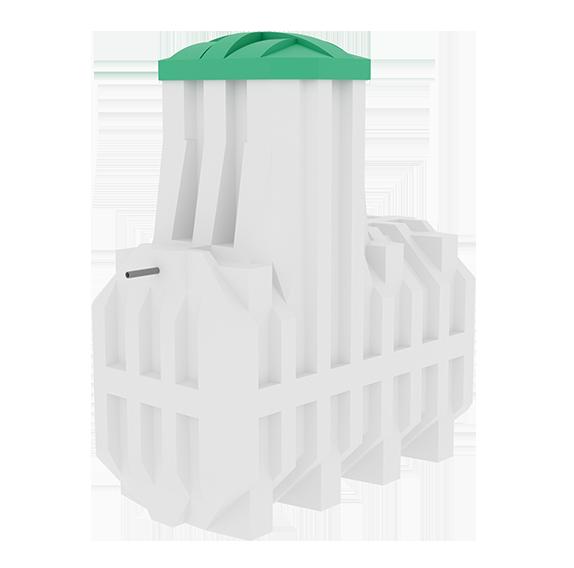 Автономная канализация ERGOBOX 7 S